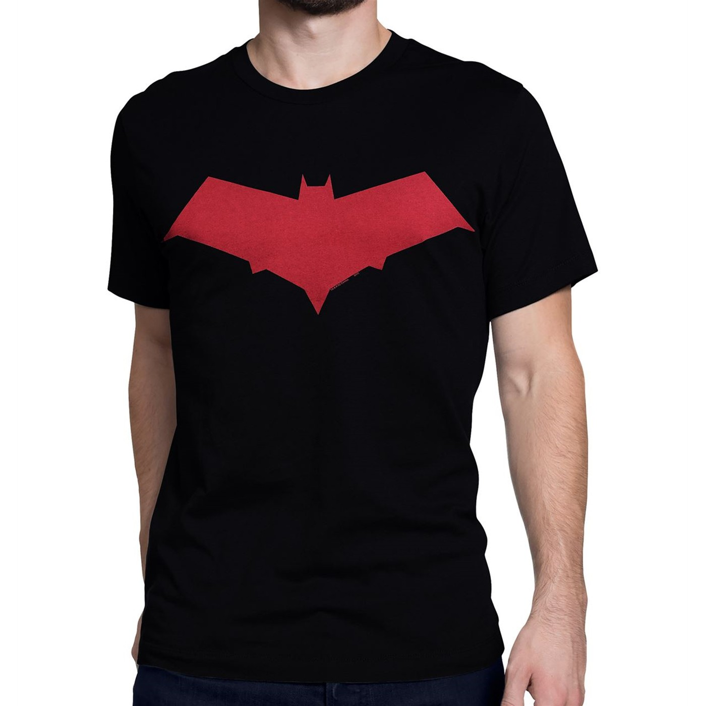 Red Hood Symbol Jason Todd T-Shirt