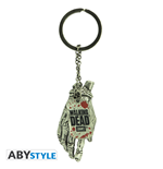 Porte-clés The Walking Dead - 3D Zombie Hand Keychain