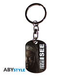 The Walking Dead Keychain 370097