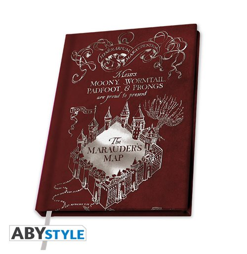 Harry Potter Notepad 370292
