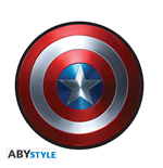 Captain America Mouse Pad 370461