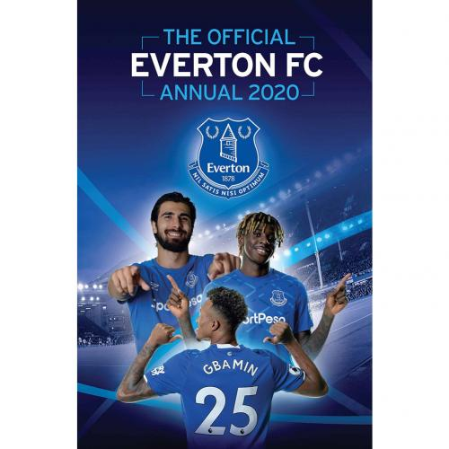 Everton F.C. Annual 2020