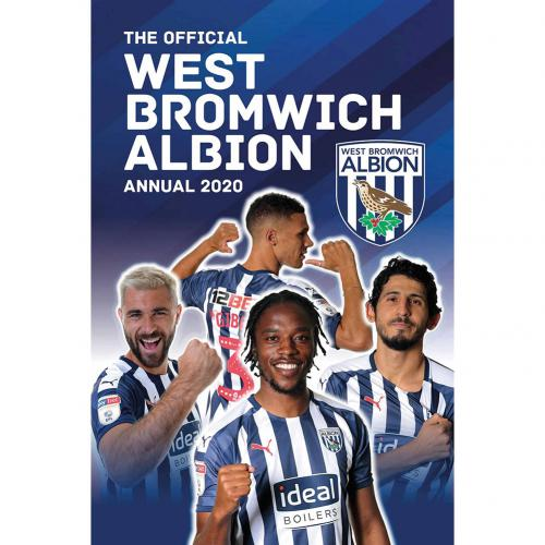 West Bromwhich Albion F.C. Annual 2020