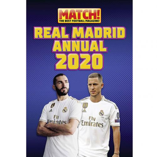 Real Madrid F.C. Annual 2020