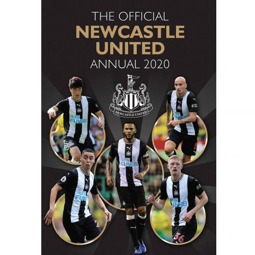 Newcastle United F.C. Annual 2020