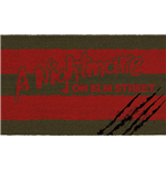 Nightmare O/ELM Street Scratches Doormat