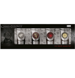 Game Of Thrones Shot Glasses Set (4)