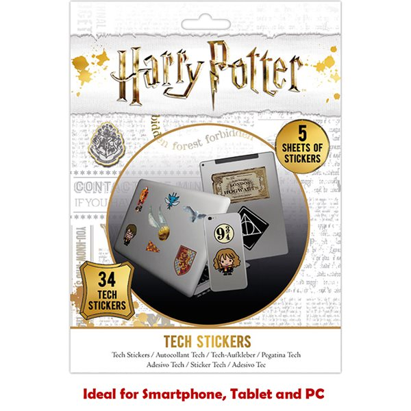 Harry Potter Tech Stickers