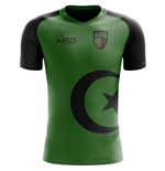 2018-2019 Algeria Flag Concept Football Shirt (Kids)