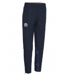 2019-2020 Scotland Macron Rugby Microfiber Travel Pants (Navy)