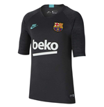 2019-2020 Barcelona Nike Training Shirt (Dark Grey)