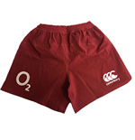 2015-2016 England Alternate Rugby Shorts