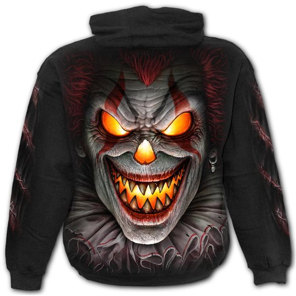 Fright Night - Hoody Black (Plain)