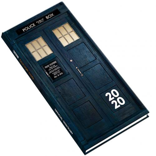 Doctor Who Diary 2020