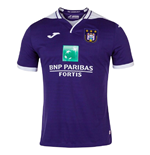 2019-2020 Anderlecht Joma Home Football Shirt