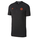 2019-2020 Chelsea Nike Authentic Grand Slam Polo Shirt (Anthracite)