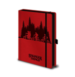 Stranger Things Premium Notebook A5 Upside Down