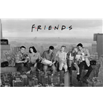 Friends - Lunch On A Skyscraper Maxi Poster (61X91,5 Cm)