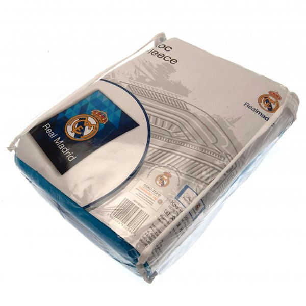 Real Madrid F.C. Fleece Blanket XL