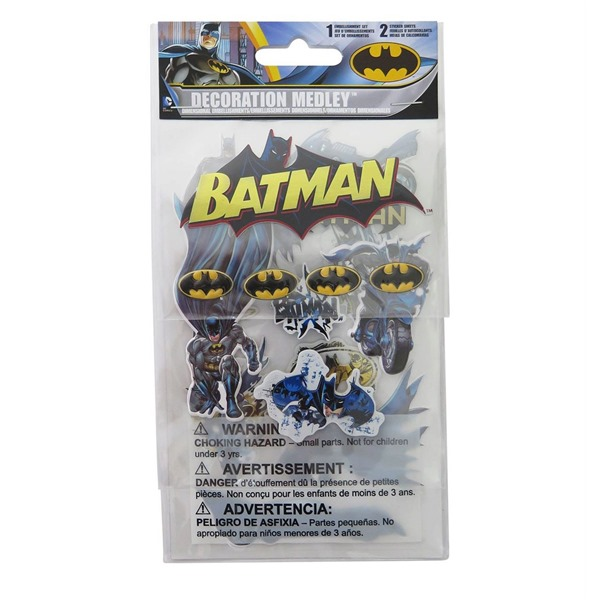 Batman Medley Sticker Pack