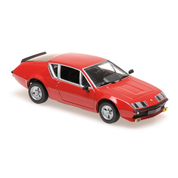 RENAULT ALPINE A310 RED 1976