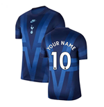 2019-2020 Tottenham Pre-Match Shirt (Your Name)