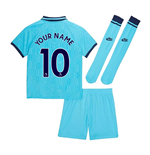 2019-2020 Tottenham Third Mini Kit (Your Name)
