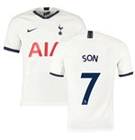 2019-2020 Tottenham Home Nike Football Shirt (Kids) (SON 7)