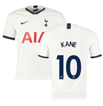 2019-2020 Tottenham Home Nike Football Shirt (Kids) (KANE 10)