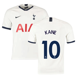 2019-2020 Tottenham Home Nike Football Shirt (KANE 10)