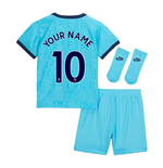 2019-2020 Tottenham Third Baby Kit (Your Name)