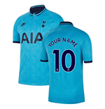 2019-2020 Tottenham Third Nike Football Shirt (Your Name)