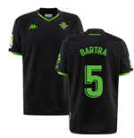 2019-2020 Real Betis Kappa Away Shirt (BARTRA 5)