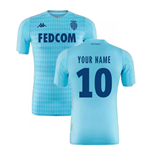2019-2020 AS Monaco Kappa Third Shirt (Your Name)