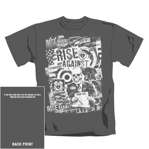 Rise Against Shirts Rise Against T-shirt