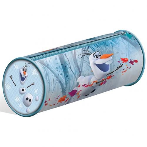 Frozen 2 Barrel Pencil Case