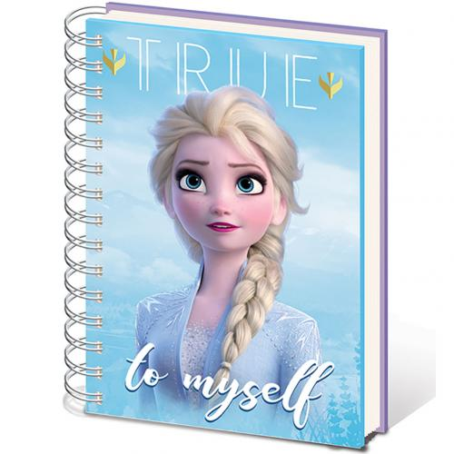 Frozen 2 Notebook