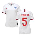 2019-2020 England Home Nike Womens Shirt (Houghton 5)