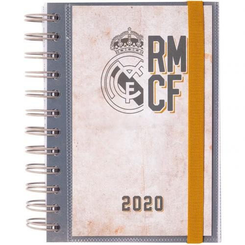 Real Madrid F.C. Personal Organiser 2020