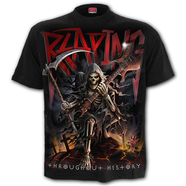 Reaping Tour - T-Shirt Black