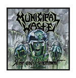 Municipal Waste Patch Slime And Punishment