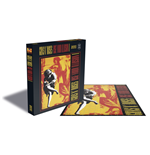 Guns N' Roses Puzzle Use Your Illusion 1 (500 Piece Jigsaw PUZZLE)
