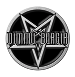 Dimmu Borgir Badge Pentagram (metal Pin BADGE)