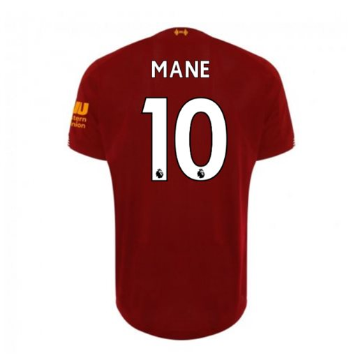 2019-2020 Liverpool Home Football Shirt (Mane 10) - Kids
