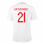 2018-2019 England Home Nike Football Shirt (Loftus-Cheek 21)