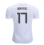 2018-2019 Germany Home Adidas Football Shirt (Boateng 17)