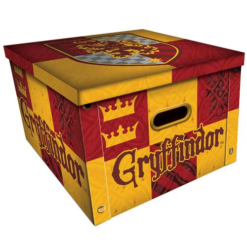 Harry Potter Storage Box Gryffindor