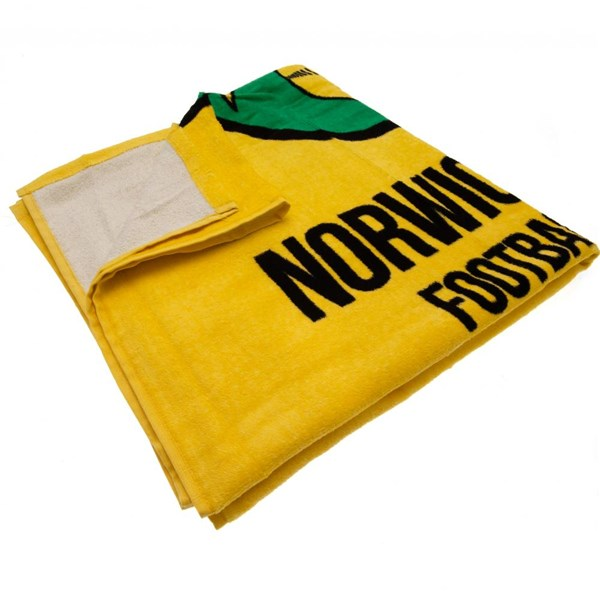 Norwich City F.C. Towel