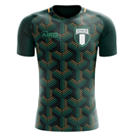 2018-2019 Nigeria Third Concept Football Shirt - Womens