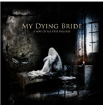 Vynil My Dying Bride - A Map Of All Our Failures (2 Lp)